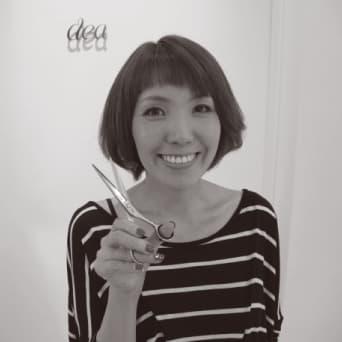 RUALA 代 表/ ちはる 様 美容師歴16年